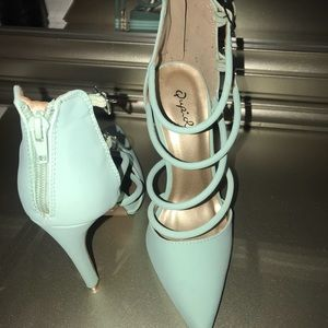 Qupid Shoes - Night-out Heels